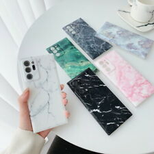 Marble Case For Samsung Galaxy S20 FE S10 S9 A40 A51 A71 Soft Shockproof Cover