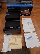 Vivitar Instant Slide Printer Convert Slides Film IMAGE TRANSFER