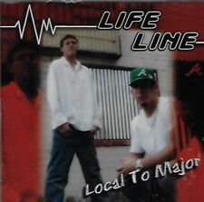 Local to Major by Life Line (CD, 2016) New