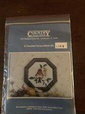 Country Cross Stitch Cross Stitch Kit Sparrow