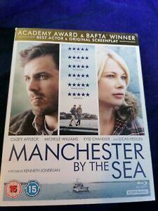 Manchester By the Sea Blu-Ray (2017) like new