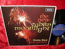 1966 UK EXC+ DECCA SKL 4729 ED2 WBG STEREO THE NEW CUBAN MOONLIGHT STANLEY BLACK