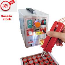 【CA】AC 110 V 】Pulse Spot Welder 709A Battery Welding Soldering Machine+Gift Pen
