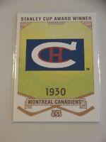 2003/2004 Topps C55 Stanley Cup Winners U PICK