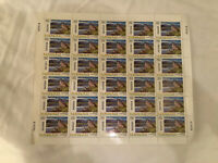 Hawaii 1996 Wildlife Conservations Stamp Nene Goose MNH  HI01 Block Of 30