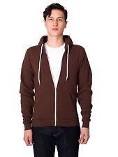 American Apparel Men's  Flex Fleece hoodie xs