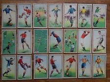 More details for chinese footballers vintage cigarette card set hints on association football