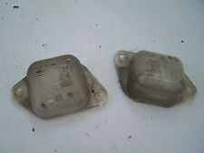 Mazda 626 (1999-2002) Number plate lenses