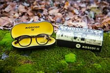 Moscot Originals Lemtosh 46 (Medium) Tortoise Brown Glasses Frames w/Case & Box