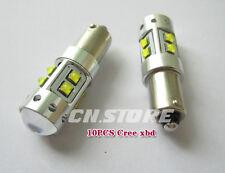 2pcs BA9s car White 50W Cree xbd High Power LED lights bulbs BA9 3886X 57 53