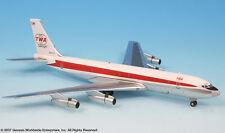 InFlight200 Twa Transworld Airlines Cargojet 707-331C 1:200 Scale REG#N5774T New