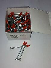 67mm concrete nails.suit Ramset ,HILTI 460 GUN - Box of 100