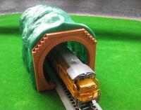 SD02 Model Train Railway Tain Cave  tunnels Thomas 1:87 HO OO Scale NEW