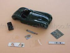 VA Voiture Jaguar type C XK120 Le mans 1953 1/43 Heco miniautres