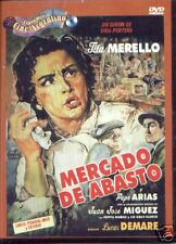 DVD MERCADO DE ABASTO MOVIE SEALED TITA MERELLO