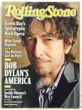 ROLLING STONE MAGAZINE ISSUE 1078 BOB DYLAN GREEN DAY BEN HARPER MAY 14 2009!!!