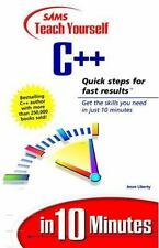 Sams Teach Yourself C++ in 10 Minutes Liberty, Jesse Paperback