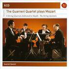NEW Mozart:The Guarneri Quartet plays String Quartets and Quintets (Audio CD)