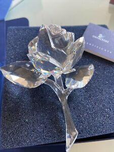swarovski crystal rose