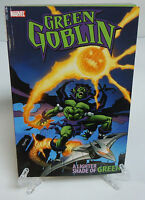 Green Goblin Lighter Shade of Green Marvel Comics TPB Trade Paperback Brand New