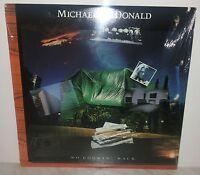 LP MICHAEL MCDONALD - NO LOOKIN' BACK  - NUOVO NEW