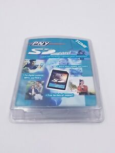 PNY 512MB SD Card