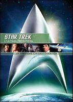 Star Trek V L'ultima frontiera 1989 DVD Nuovo Sigillato Versione Cinematografica