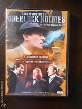 DVD LAS AVENTURAS DE SHERLOCK HOLMES - EL PACIENTE INTERNO - LA LIGA DE LOS ...