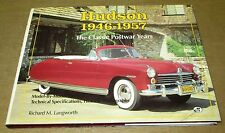 HUDSON 1946-1957 THE CLASSIC POSTWAR YEARS, LANGWORTH, NEW 1993 CAR BOOK