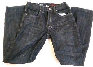 Urban Pipeline Girl's Jeans Slim Straight Size 12 Regular Dark Wash