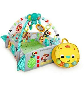 Bright Starts 5-in-1 Your Way Ball Play Activity Gym & Ball Pit