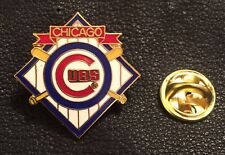 MLB Chicago Cubs Collector Pin~Crossbats~Major League Baseball~Peter David