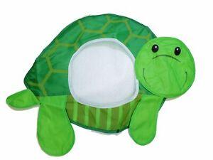 Bieco® Badewannennetz mit Saugnäpfen Schildkröte Spielzeugaufbewahrung Badewanne