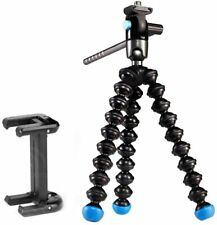"JOBY GripTight GorillaPod Video 6/6 plus Fits Smartphones 2.5 to 3.7"" Wide"