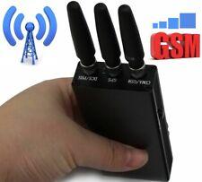 JAMMER GSM / CDMA / DCS / GPS