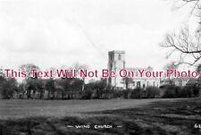 BU 347 - Wing Church, Buckinghamshire - 6x4 Photo