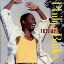Triumph by Philip Bailey (CD, 1986, Myrrh/Word)