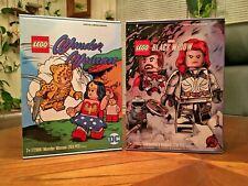 Bundle of 2 New Hard to Find Marvel & DC Lego Sets - 77906 & 77905 - NIB Sealed!