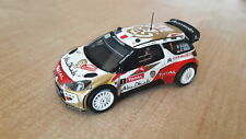 Die-Cast Citroen DS3 WRC Scala 1:43       N'71         Gio5