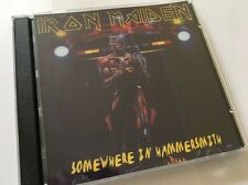 Iron Maiden Double CD London Hammersmith Somewhere In Time Tour 1986