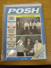 11/05/1992 Play-Off Semi-Final Division 3: Peterborough United v Huddersfield To
