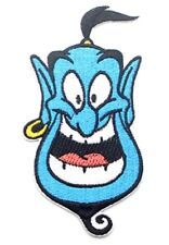 New listing Aladdin Magic Lamp Genie 5 Inches Tall Embroidered Patch