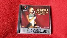 Tomb Raider 2 Playstation PSX Pal España Play Station LARA CROFT