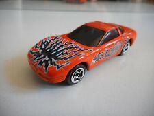 Road Champs 2000 Corvette in Orange