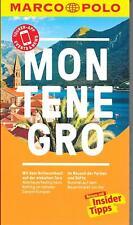 Montenegro Rafting Bauernmarkt Bar Marco Polo Reiseführer & Extra-Faltkarte 2019