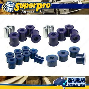 Rear Superpro Suspension Bush Kit for NISSAN NOMAD C22 1986-1995 Premium Quality