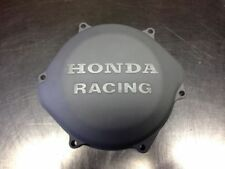 HONDA RACING FACTORY REPLICA CLUTCH COVER CR500 CR250 HRC EVO MX AHRMA BILLET