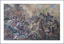 Eduard Gurk (1801-1841) - Schlacht auf dem Brodfeld - 13. Oktober 1479  (# 6059)