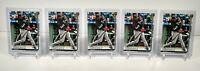 2019 Topps Update Eloy Jimenez RC's #US243 - Rookie Debut Lot (5 Cards)