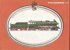 catalogo FULGUREX 1981 Messing Modelle Spur HO HOm O     D F     aa